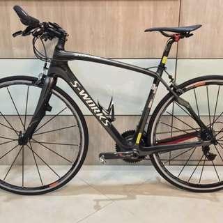 Hybrid Road Bike Specialized S-Works Roubaix SL3