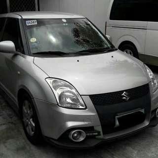 2011 Suzuki Swift Sport edition