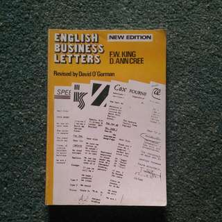 English Bussiness Letter New Edition