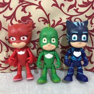 Pj Masks talking Figure