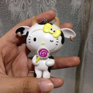 Hello Kitty x Tokidoki Original Keychain