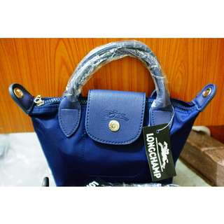 Long Champ Navy Blue (small)