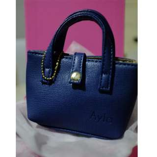 Authentic Ayla Coin Purse (Mini Bag)