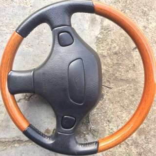 Steering walnuts