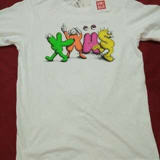 KAWS x UNIQLO Limited Edition #Take10off