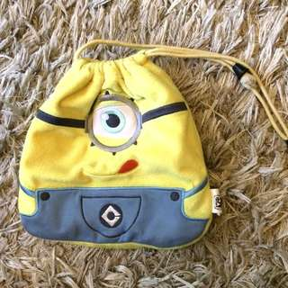 Minion mini bag