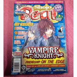ShojouBeat Manga Magazine