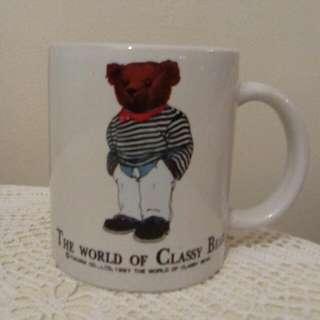 The World Of Classy BEAR MUG