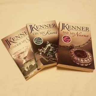 J. Kenner - Stark International Trilogy