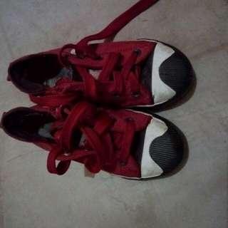 sepatu anak  unisex no 28
