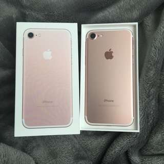 Iphone 7 32 GB Not The Plus