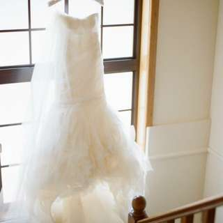 Vera Wang iconic Gemma wedding Gown
