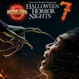 Halloween Ticket 7 (14 oct)