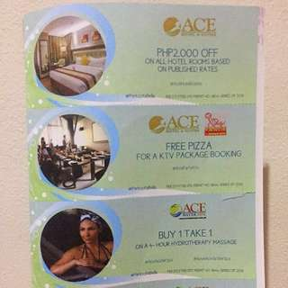 Ace Water Spa GC BUNDLE