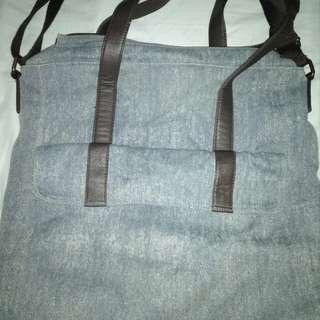 Denim Bag - - REPRICED!!!
