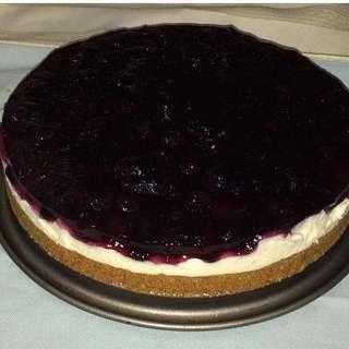 Blueberry Cheesecakes
