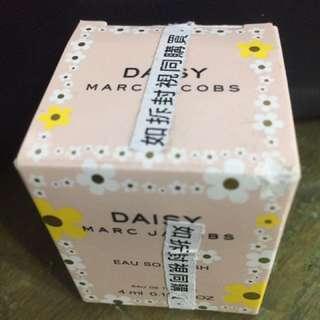 Marc Jacobs Daisy 清甜雛菊女性迷你香水(4ml)