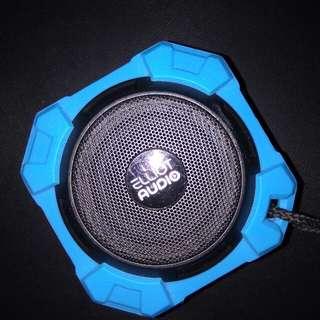 Elliot Bluetooth Speaker (Blue)