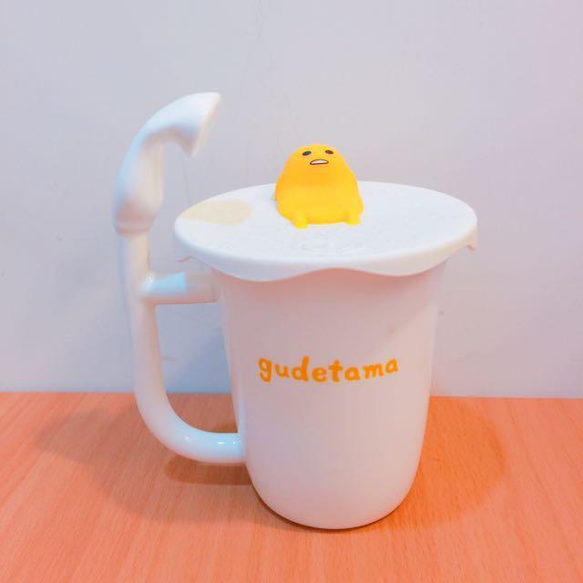 超可愛蛋黃哥淋浴馬克杯
