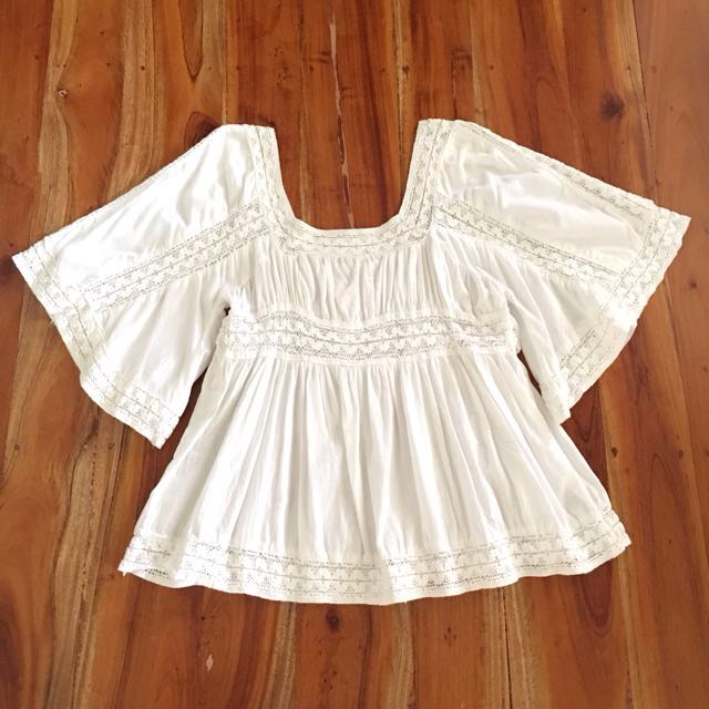 🔸 Repriced 🔸Bohemian blouse