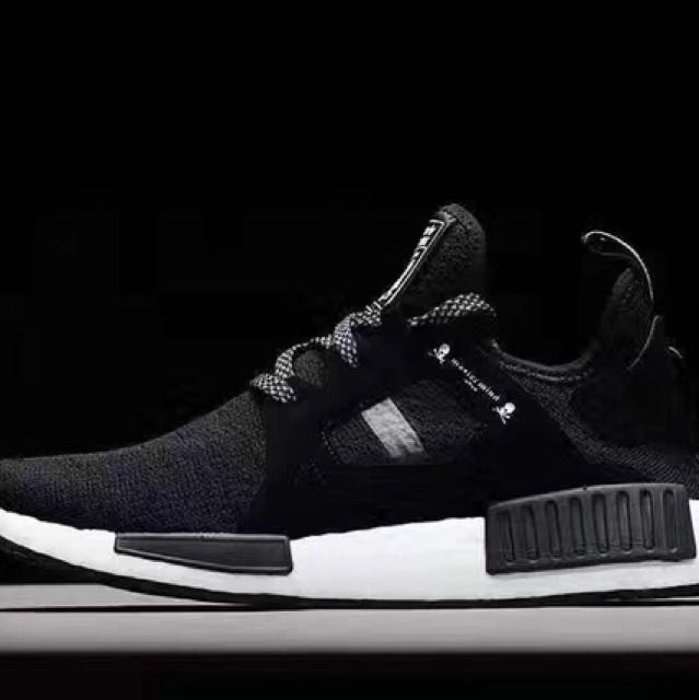 7acdf027 ADIDAS NMD XR1 x MMJ MASTERMIND JAPAN BA9726, Men's Fashion, Footwear on  Carousell