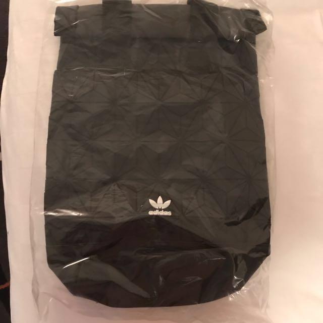 e92202a1a4 ADIDAS ORIGINALS x ISSEY MIYAKE 3D MESH ROLL TOP BACKPACK (JAPAN EDITION)Bao  Bao bag