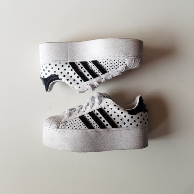 ADIDAS PLATFORM SUPERSTARS