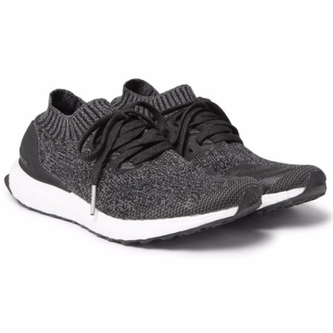 7923795578621 Adidas Ultra Boost Uncaged 2017 Black Grey