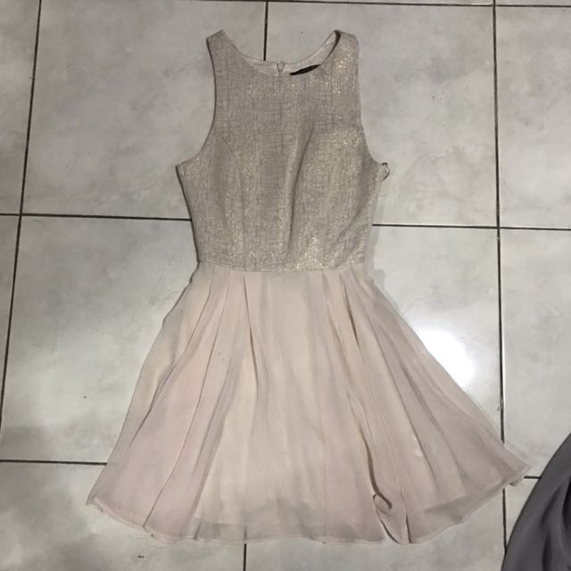 Atmosphere UK Primark Prom Dress Light Pink