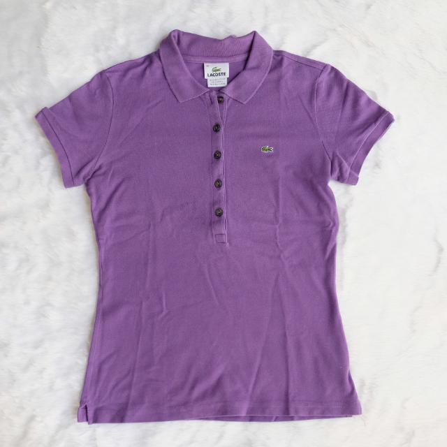 Auth!! Lacoste Polo Shirt