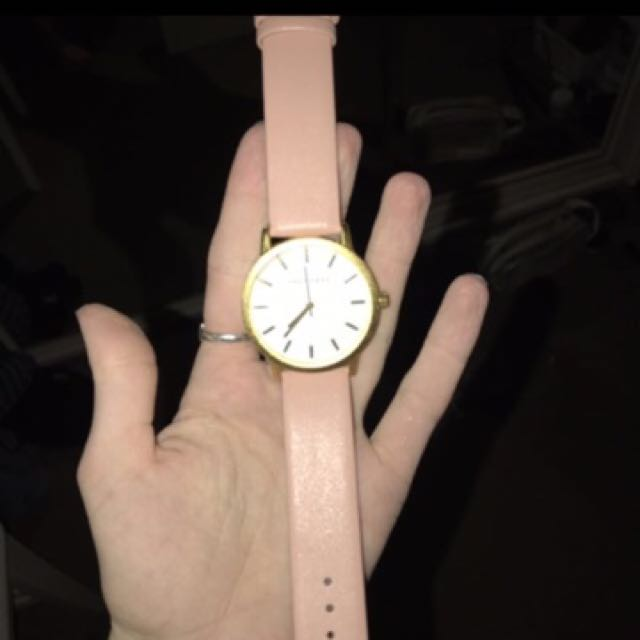 AUTHENTIC GOLD THE HORSE WATCH