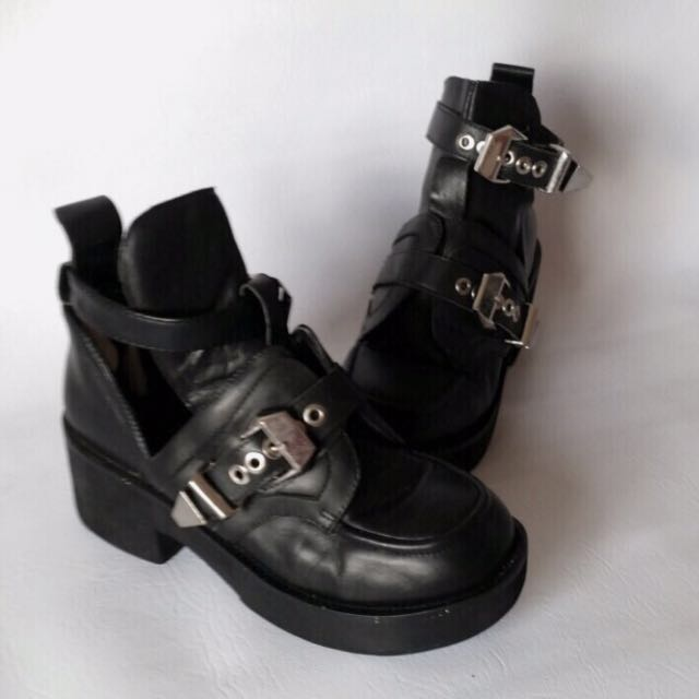 Authentic Jeffrey Campbell Boots