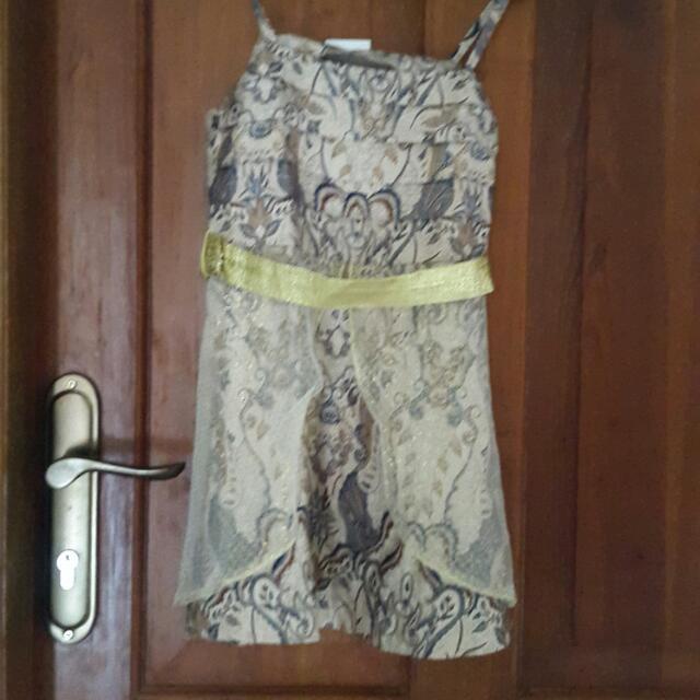 Baju Dree Batik Anak New