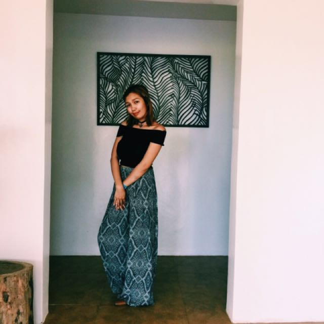 Bohemian Long Cullotes 🦄💎💖