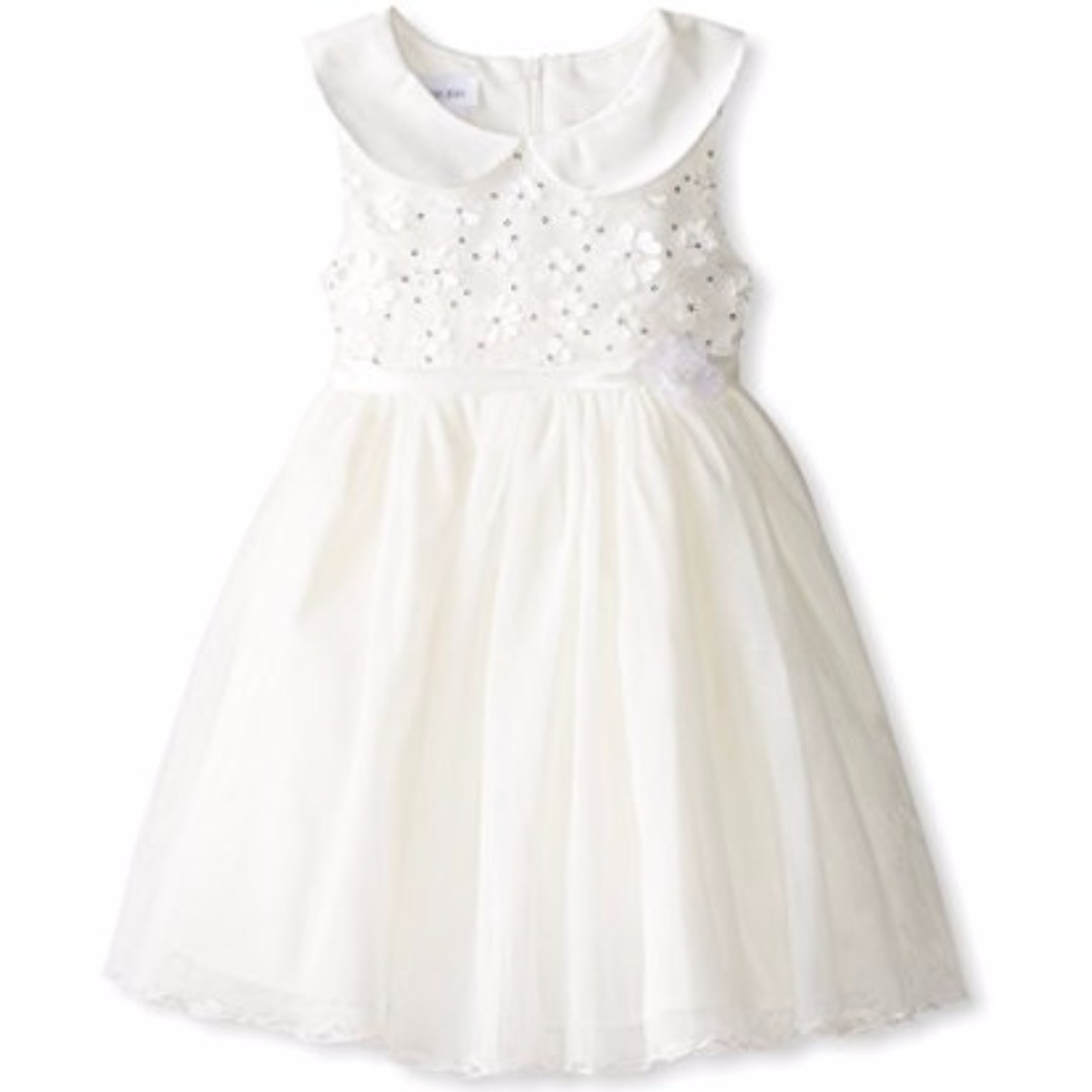 46b9a56f77b1 Bonnie Jean Little Girls' Daisy Sequin Bonaz Dress 2T, Babies & Kids ...