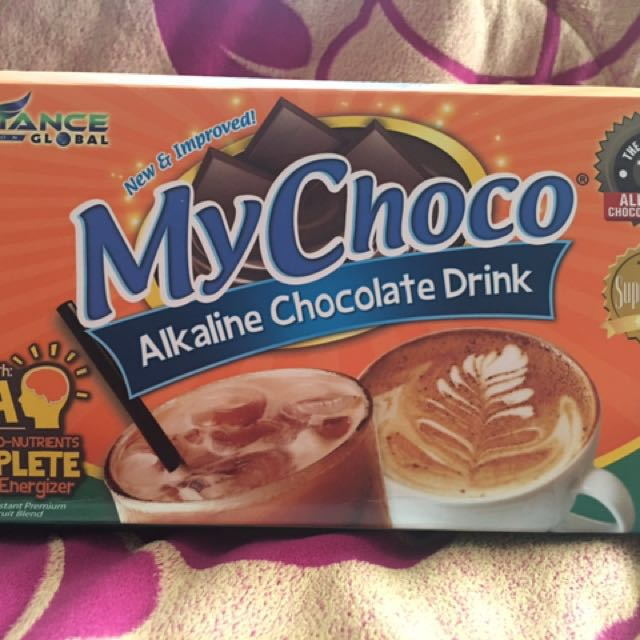 Brain booster choco milk