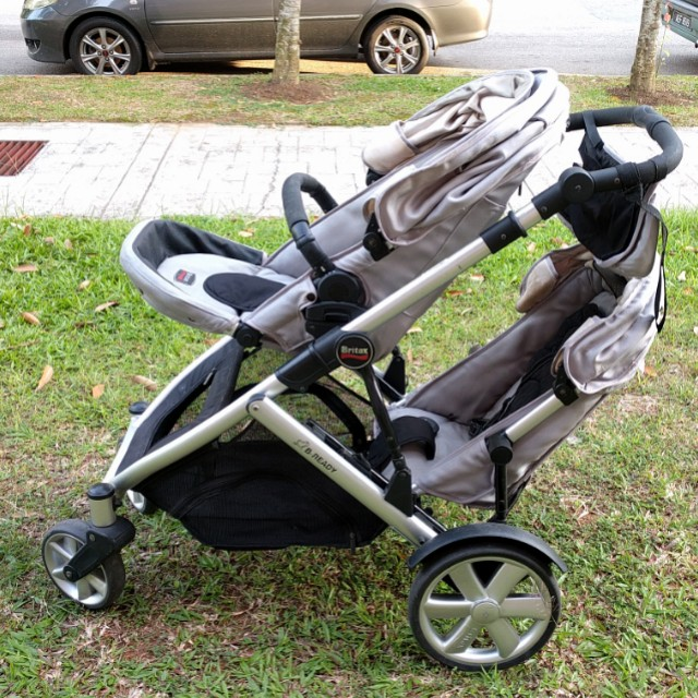 Britax BReady Double stroller