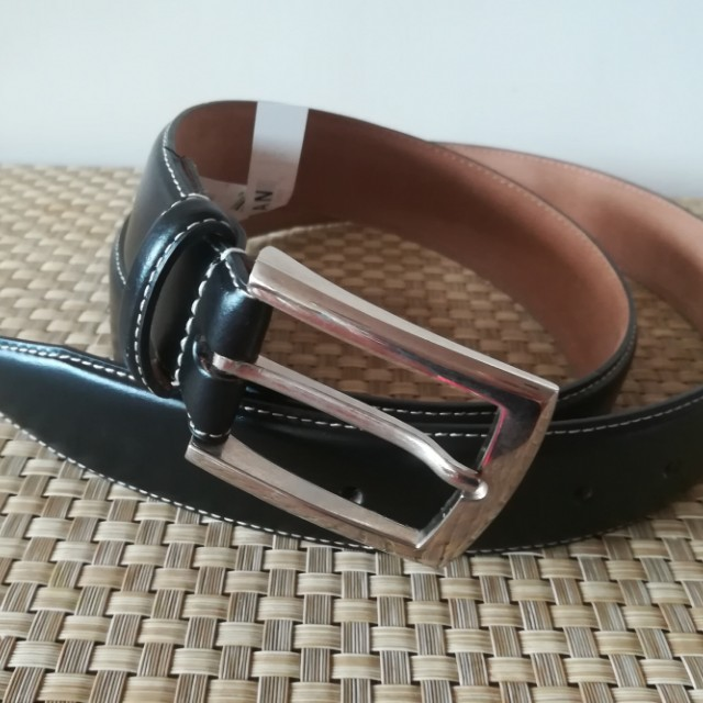 Colehaan mens formal leather belts