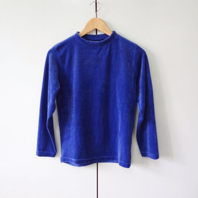 Corduroy Sweater