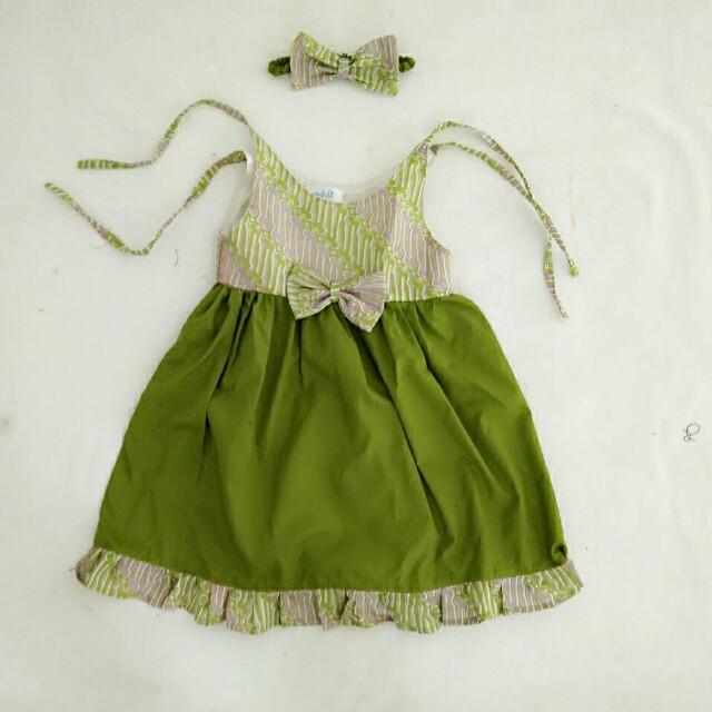 Dress batik anak baju batik anak batik bayi 8e8ae93141