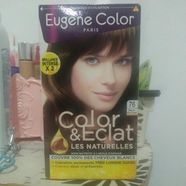 Eugene Color Paris Color & Eclat