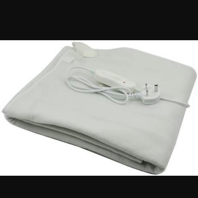 fitted electric blanket (Single x2)