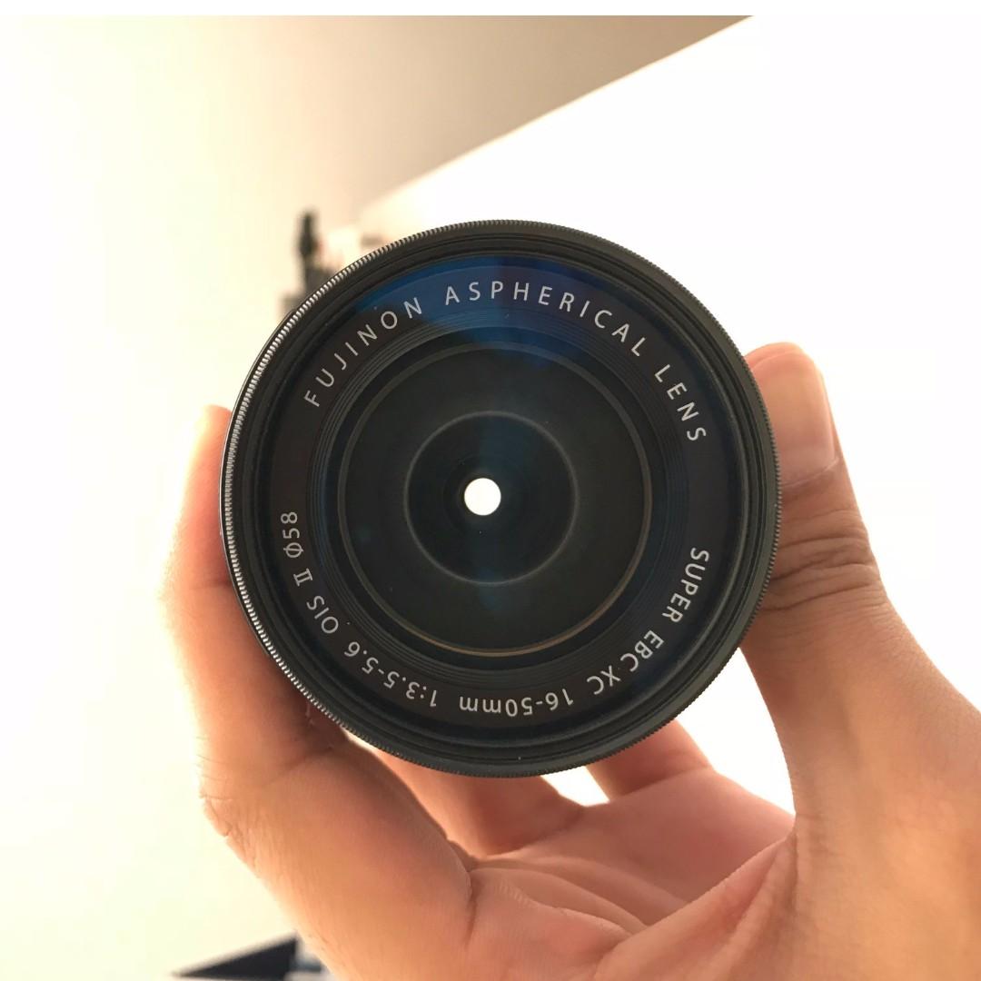 For Sale! Fujinon XC 16-50mm F3.5-5.6 OIS II