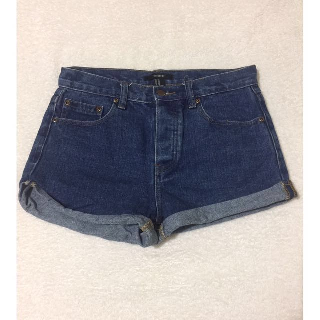 FOREVER21 HIGHWAIST SHORTS