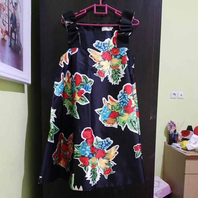 Fruity dress