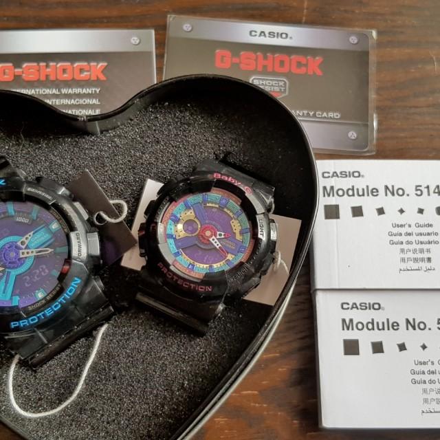 G-shock Set ❤