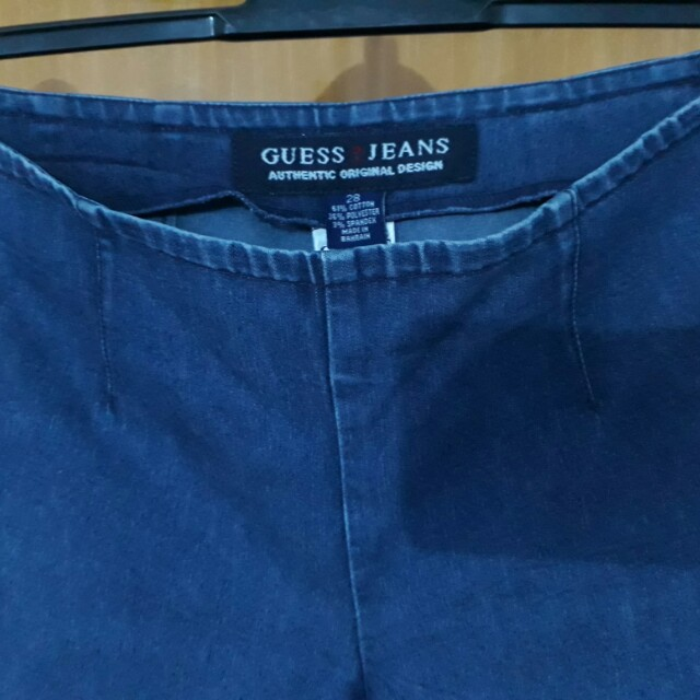 Repriced! Guess High-waist Flared Jeans (from PHP800.00)