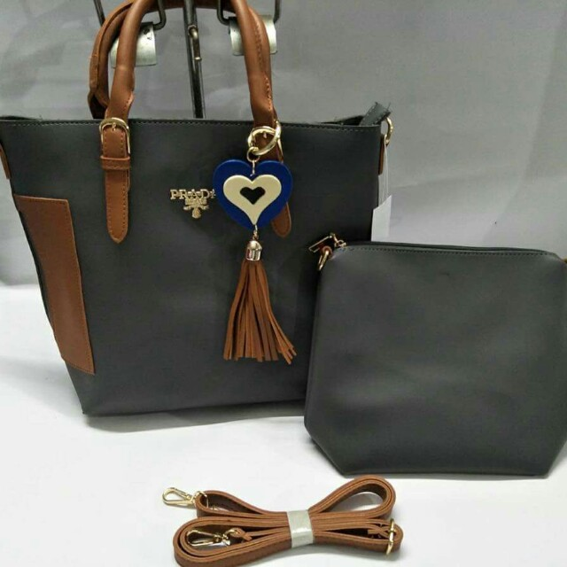 2850a93233 ... low cost high quality prada bags womens fashion bags wallets on  carousell d1461 da182