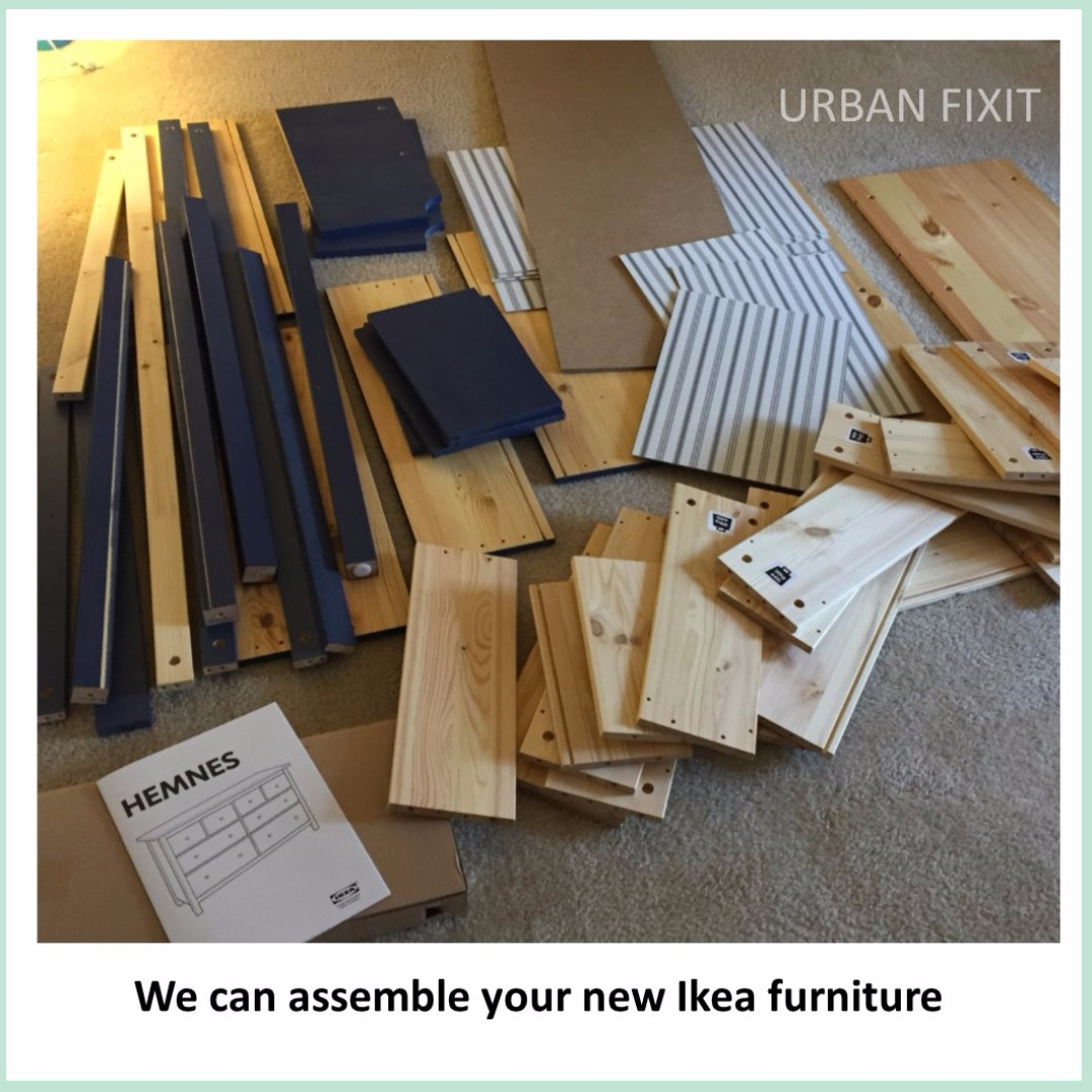 Ikea Furniture Assembly Service Home Car Services Others On