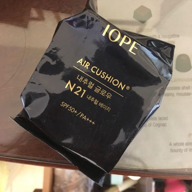 IOPE氣墊粉餅補充包 (N21)